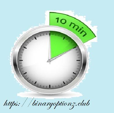 استراتژی معامله ۱۰ دقیقهای باینری آپشن برای مبتدیان