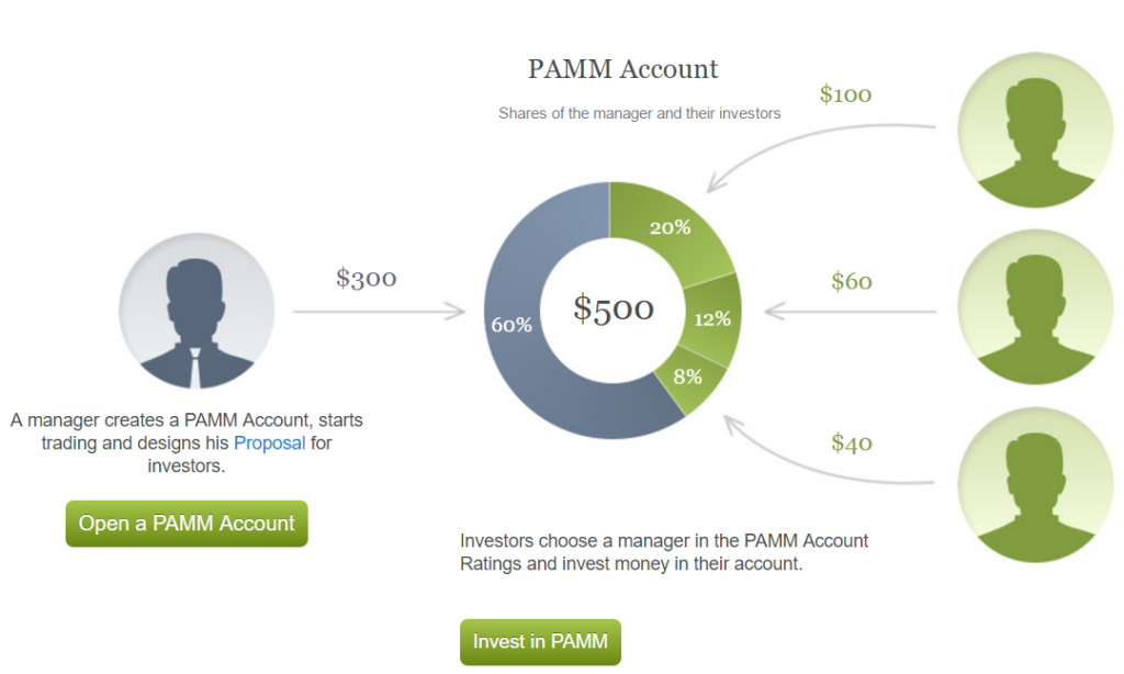 Binary options pamm accounts