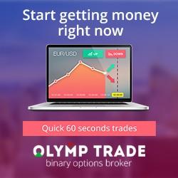 ثبت نام در الیمپ ترید Olymp Trade؛ آموزش تصویری؛ مدارک تایید حساب