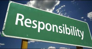 پذیرش مسئولیت کامل