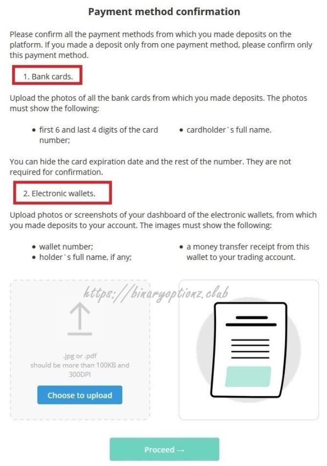 تایید حساب وبمانی